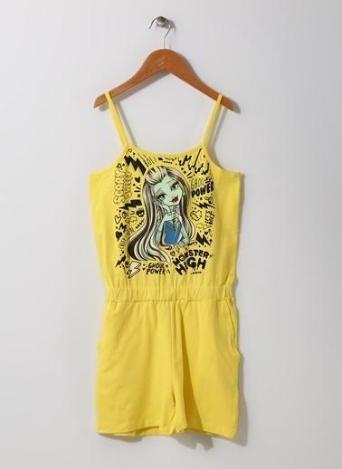 Monster High Tulum Sarı